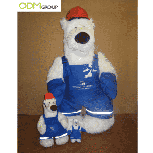 Promotional Toys by Norilsk Nickel: Plush Toy