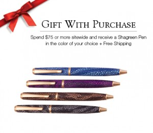 Promo Gift Pen by Graphic Image