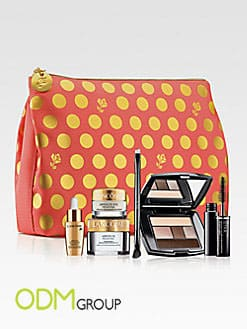 Gift with purchase by Lancôme - Cosmetic bag