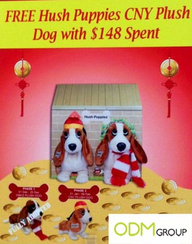 Hush Puppies Promotion