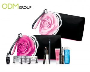 Cosmetic Pouch Gift with Purchase by Lancome