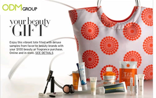 Tote Bag Gift with Purchase