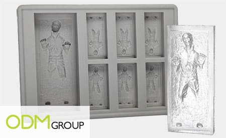 Promo Gift - Branded Ice Cube Tray