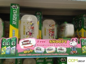 Darlie Giveaway: Snoopy Lunchbox