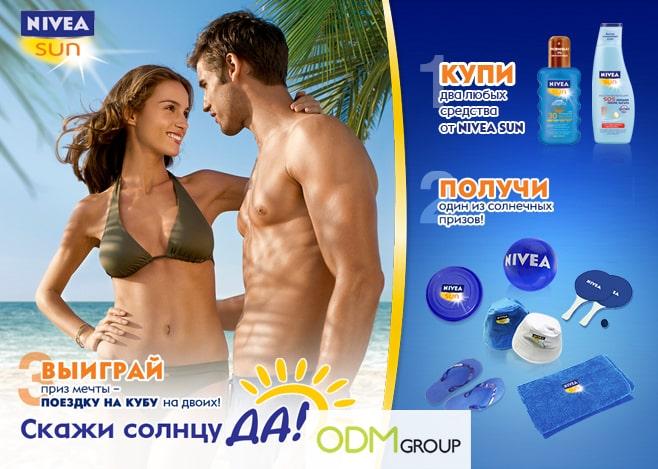 Beach Promo - Fun Kit by Nivea