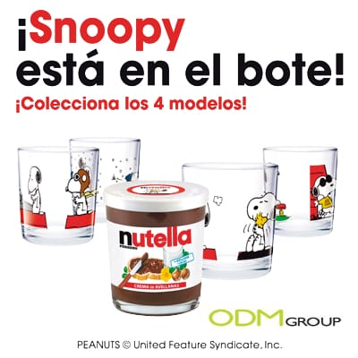 Giveaway by Nutella