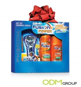 Promo gift by Gillette - Gift Set