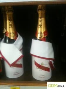 Pernod Ricard Champagne Cover Gift with Purchase