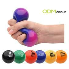 Promo Gift Idea: Colour Changing Stress Balls