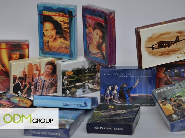 Giveaway by Singaopore Airlines - Collectible Playing Cards
