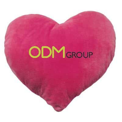 Marketing Idea - Heart-shaped Cushion
