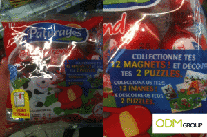 Paturages Magnet Gift with Purchase