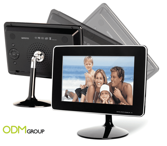 Promo Gift Idea - Digital Photo Frame for Housewives
