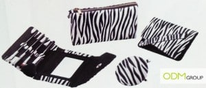 Promo Gift Idea: Ladies gift sets with zebra prints