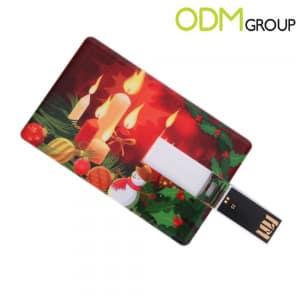 Marketing Gift Idea: Credit Card USB