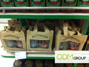 Gift with Purchase by Ballymaloe – Free Jute Bag