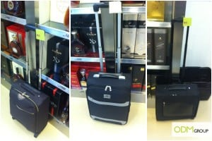 Gift with Purchase by Chabol, Rivages & Johnny Walker Promotional Trolley Case