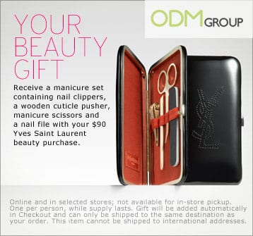 Gift with Purchase by YSL Manicure Set - Nordstrom Gift With Purchase
