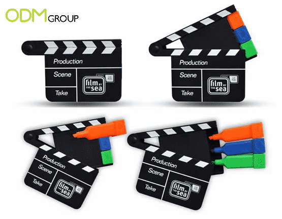 Lights, Camera, Action - Marketing Movies