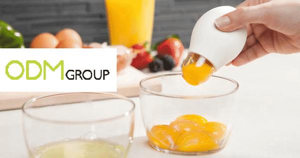 Marketing Idea - Egg Yolk separator