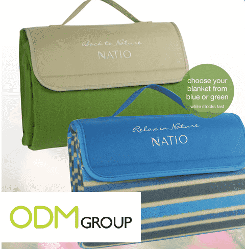 Marketing Products by Natio-Outdoor blanket
