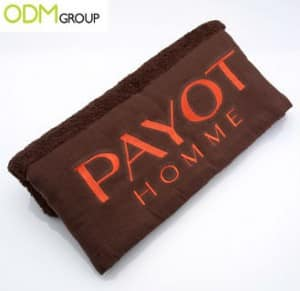 Giveaway by Payot in Russia: Promo Towel
