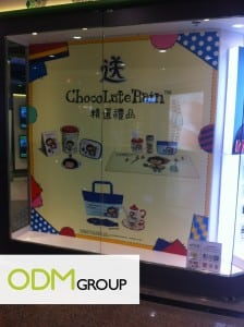 Promotional Gifts by Chocolate Rain