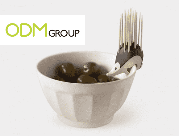 Marketing Gift Idea: Hedgehog Toothpick Holder