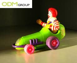 Customer Promo Gift by Mc Donald´s: Plush Toys