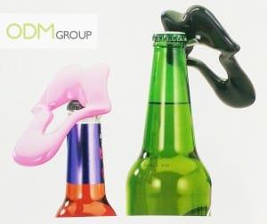 Promo gift idea: Kiss bottle opener
