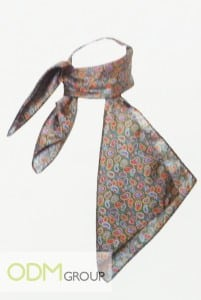 Flora scarf - Promotional gift