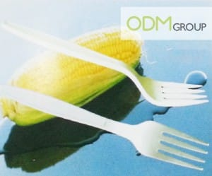 Cornstarch Biodegradable Products- Fork