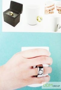Ring Cup - Marketing Gift