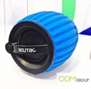 Impact and water resistant speaker