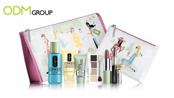 Boost Online Sales- Clinique Offers Gift with Purchase