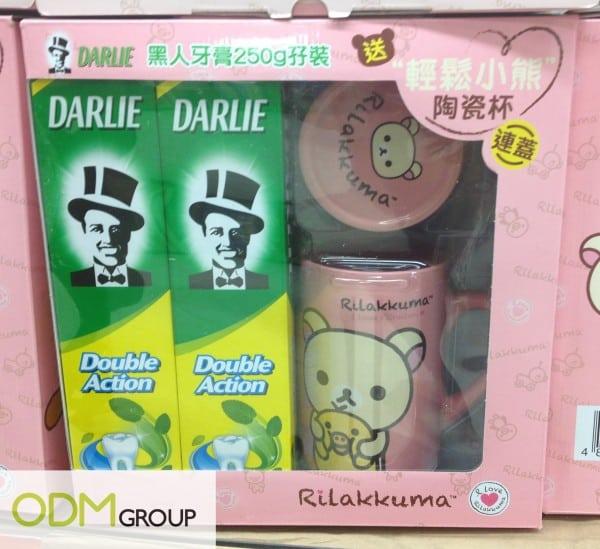 Darlie x Rilakkuma Marketing Campaign- Ceramic Mug