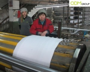 Procurement in China - Buyer Diary #27 Terry Towel Manufacturing Process