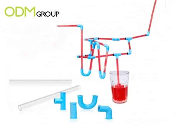 Get a Little Playful with Creative Fun Straws