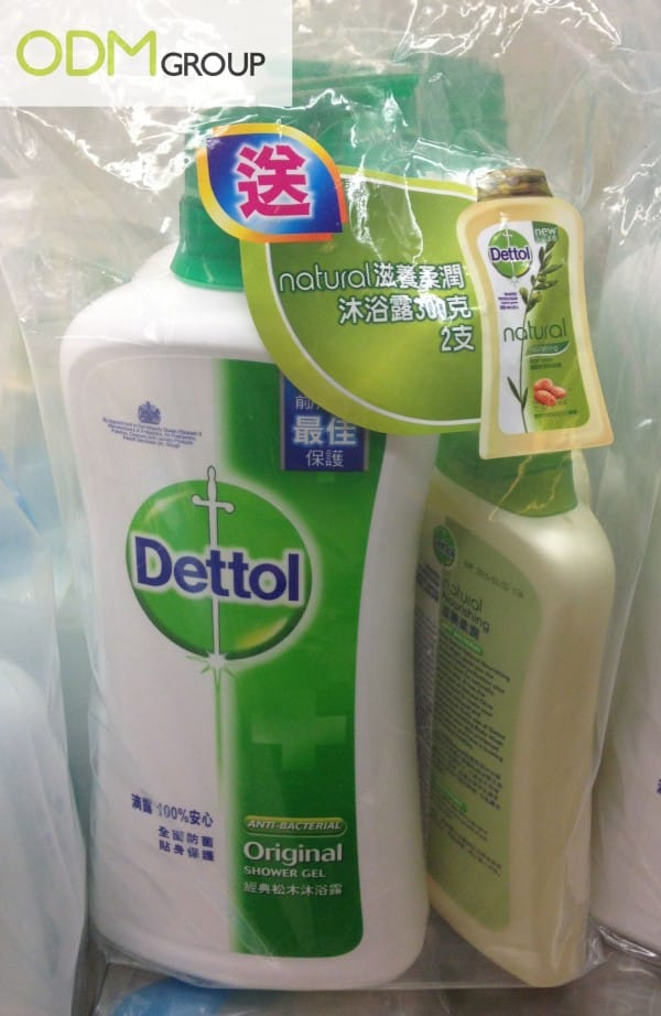 A Gift with Purchase that Everyone Needs: Dettol Shower Gel