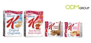 Kellogg's On Pack Promotion