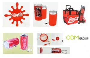 Coca-cola promotional gift
