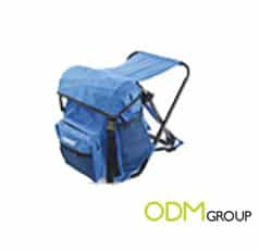 Drapers folding stool backpack  - Gift with Subscription