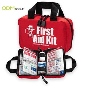 Looking for practical promotional products to offer clients? - First Aid Kits for Cars