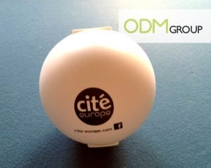food marketing - apple case promo gift by ODM