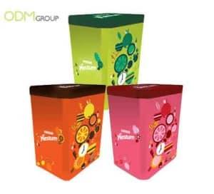Nestle's Custom Promotion - Fancy Storage Boxes