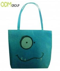 Hot summer promotional bag
