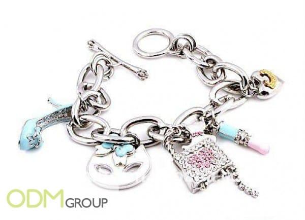 Cosmetics Charm Bracelet