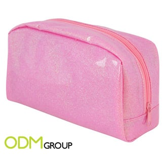 Rectangular-Shaped Make Up Pouch