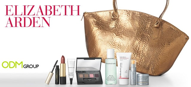 Be classy with this gift with purchase by Elizabeth Arden