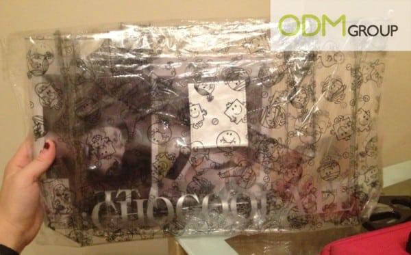 Branding of Tote Bag